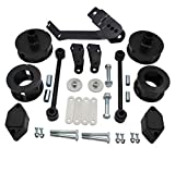 2.5' Suspension Lift Kit, Compatible with 07-18 Jeep Wrangler and Wrangler Unlimited JK #635