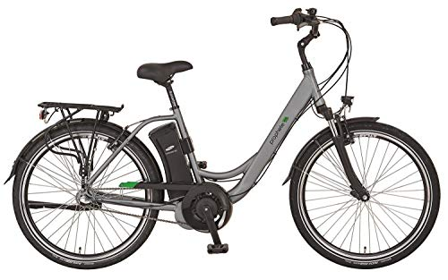 26 Zoll Elektro Fahrrad Damen City E Bike PROPHETE 36V 11Ah Pedelec Mittelmotor Rücktritt