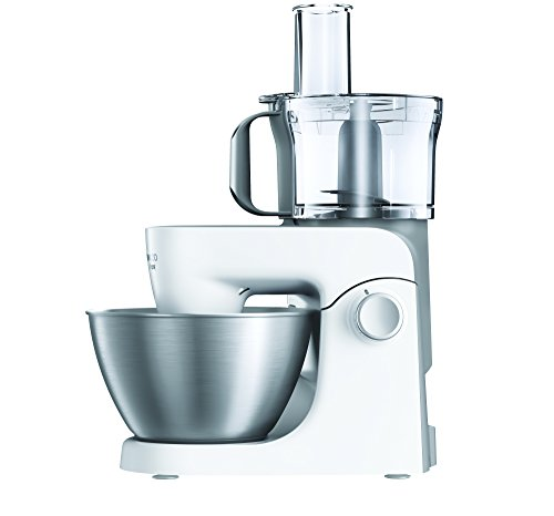 Kenwood KHH326WH MultiOne Stand Mixer, 1000 W, White