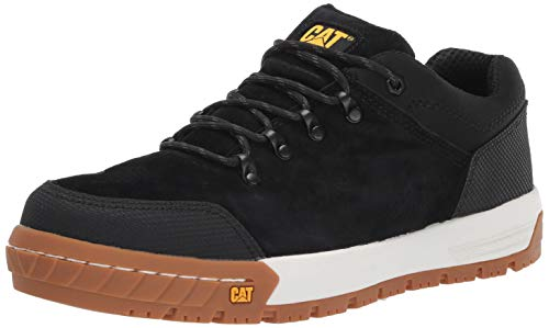 Caterpillar Men's Converge Steel Toe Industrial Shoe, Black, 09.5 M US