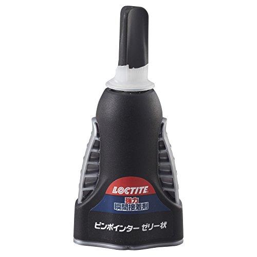 LOCTITE(ロックタイト)強力瞬間接着剤ピンポインターゼリー状多用途5gLPJ-005