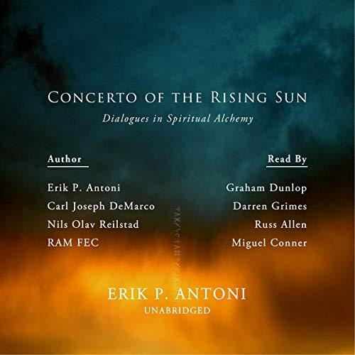 Concerto of the Rising Sun cover art