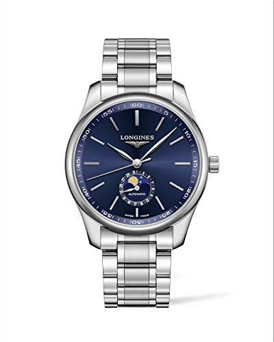 Longines Master Collection L2.919.4.92.6 Reloj automático para Hombre