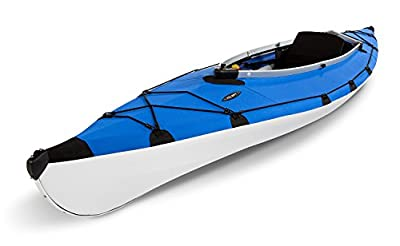 YK-OR/GR-STD-MLD-1B-P Folbot Expedition Yukon Foldable and Portable Kayak by Folbot