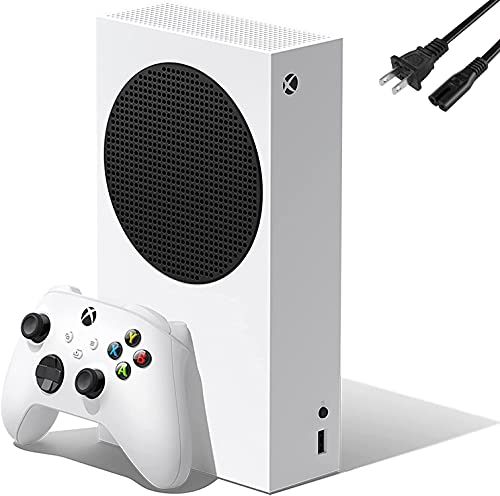 Xbox Series S 512 GB All-Digital Console (Disc-Free Gaming) - U Deal Power Cord