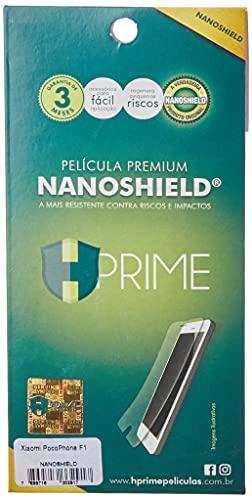 Pelicula HPrime NanoShield para Xiaomi PocoPhone F1, Hprime, Película Protetora de Tela para Celular, Transparente