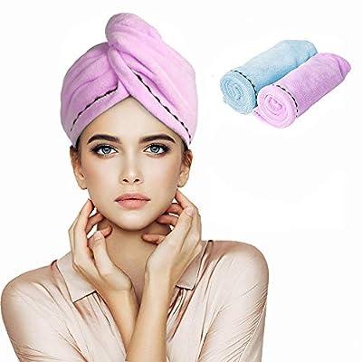 Orthland Microfiber Hair Towel