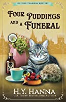 Four Puddings and a Funeral 0995401268 Book Cover
