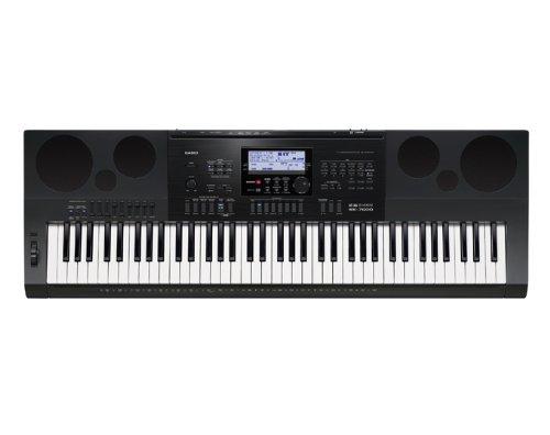 Casio WK-7600 76 Key Piano Style Portable Keyboard