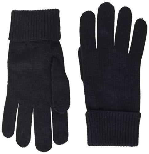 Tommy Hilfiger Damen Essential Knit Gloves Winter-Zubehör-Set, blau marine, OS