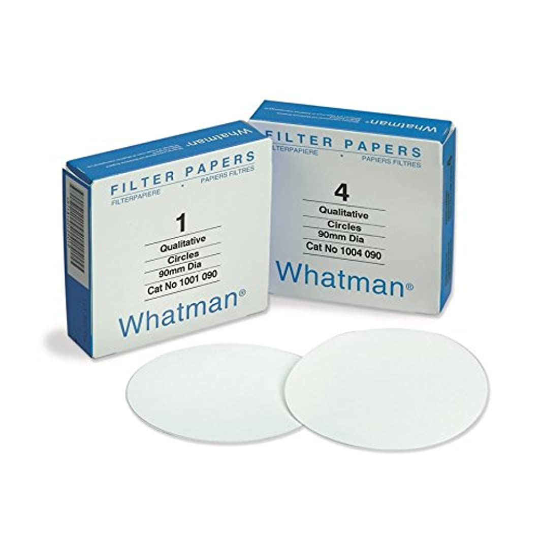 Whatman 1004150-DS Filter Paper, 15 cm (Pack of 100)