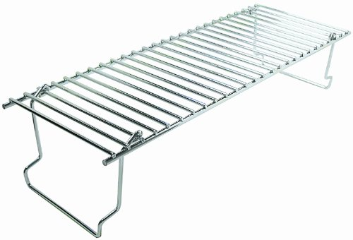 GrillPro 14625 Universal Chrome Warming Rack