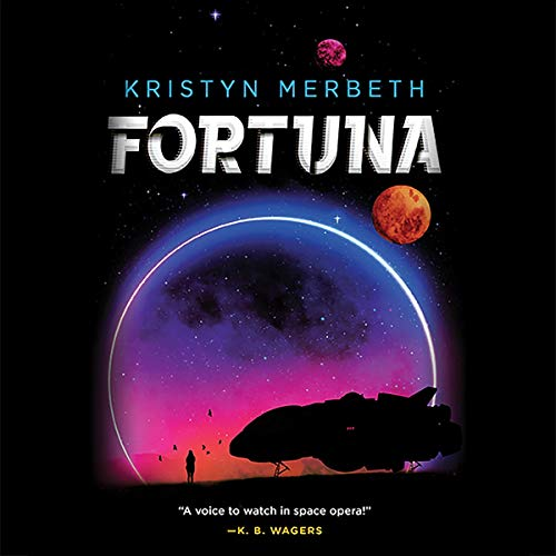 Fortuna audiobook cover art
