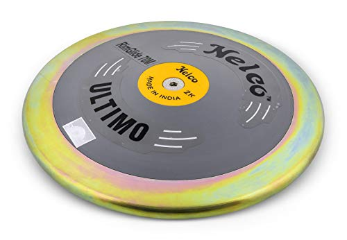 Nelco New Ultimo Super Spin Competition Discus - 2.00 kg