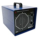 OdorStop OS3500UV2 - Ozone Generator/UV Air Purifier Ionizer for Areas of 3500 Square Feet+, For Deodorizing Medium to Large Spaces Such as Homes and Offices (3500 sq ft + UV + Charcoal)