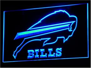Buffalo Bills NFL Football Neon Light Signs
