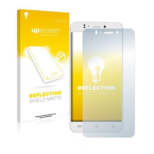 upscreen Entspiegelungs-Schutzfolie kompatibel mit Jiayu S2 – Anti-Reflex Bildschirmschutz-Folie Matt