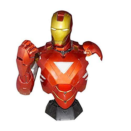 YM Iron Man Modelo de Personajes 1: 2...