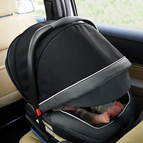 Graco SnugRide SnugLock 35 Elite Infant Car Seat, Baby Car Seat, Oakley