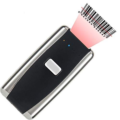 XALO Scanner De Code À Barres, Lecteur Code À Barres 2D sans Fil 2.4G Scanner Portable Bluetooth avec 3 Invites Balayage Étanche, Compatible avec iOS/Windows/Android