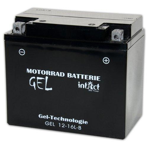 Preisvergleich Produktbild intact Bike-Power GEL 12V 19Ah YB16L-B 51911 Gel12-16L-B