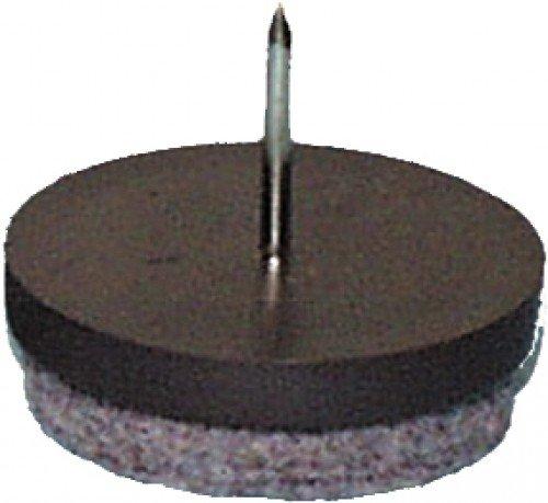Preisvergleich Produktbild FILZGLEITER SB 28MM-BRAUN- 8ST-3206