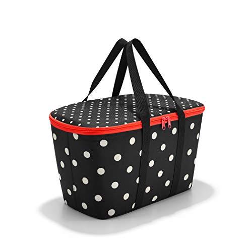 Reisenthel coolerbag mixed dots Sporttasche, 45 cm, 20 Liter, Mixed Dots