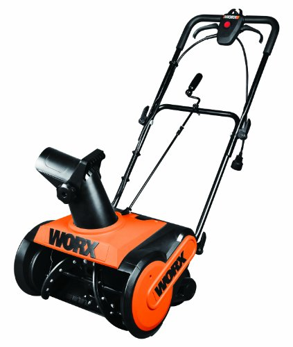 WORX WG650 13 Amp 18' Electric Snow Thrower