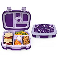 Bentgo Box lunchbox with unicorns