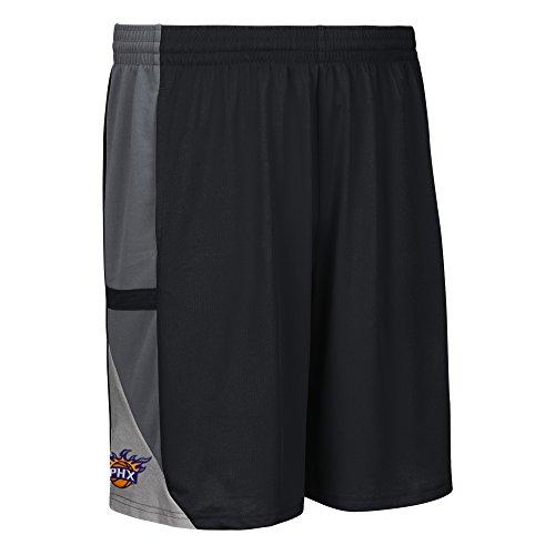 NBA Phoenix Suns Men's Tip-Off Mesh Shorts, Large, Black