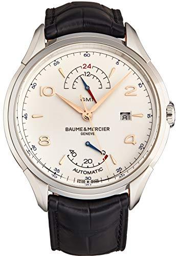 Baume Mercier Clifton 10421 - Reloj automático para hombre