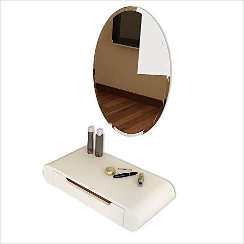 Kaptafel met spiegel Slaapkamer Dressoir Slaapkamer Dressoir Wit