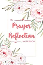 My Prayer Reflection Notebook: Journal with Weekly Verses for Memorization and Guidance
