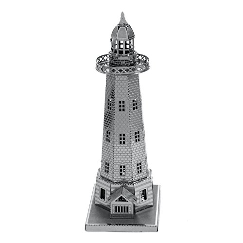 Fascinations Metal Earth Lighthouse 3D Metal Model Kit