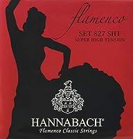 HANNABACH フラメンコ弦 E827SHT Red Set