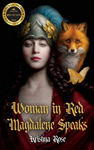 Woman in Red: Magdalene Speaks (English Edition)