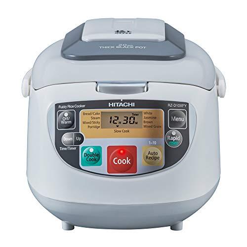 海外向け炊飯器 日立RZ-D10XFY 220-240V タイ製
