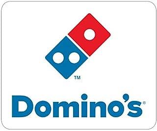 Kramer sticker's shop Dominos Pizza car Decal | 5 - Sizes Window Banner Poster | Dominos Pizza Helmet