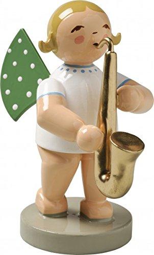Wendt & Kühn 650/54 Engel mit Saxophon