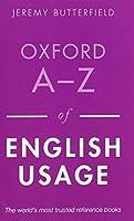 Oxford A-Z of English Usage 2/E