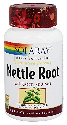 Nettle Root Extract Solaray 60 VCaps