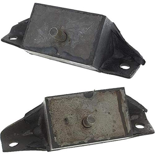 Fits Ford Small Block 289-351W SBF Rubber Motor Mounts, LH and RH