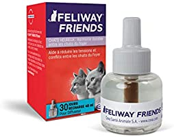 FELIWAY Friends – Anti Conflit pour Chat - Recharge 48 ml