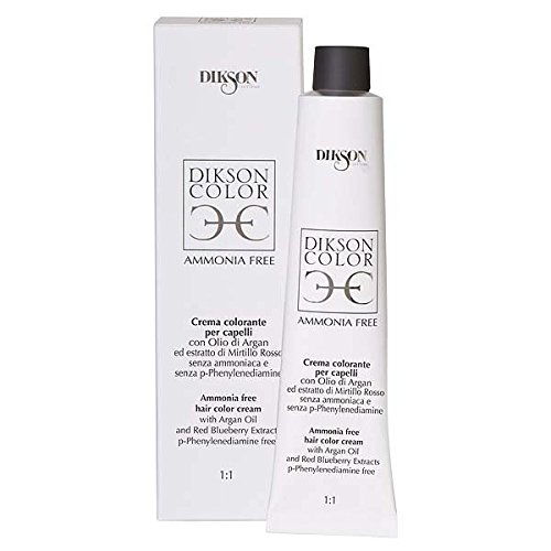 Dikson Color Ammoniafree - 7N 7 0 Mittelblond, Tube 120 Ml