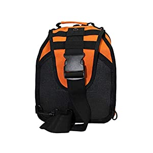 Dragon Ball Z Logo Mini Honda Mochila – Naranja