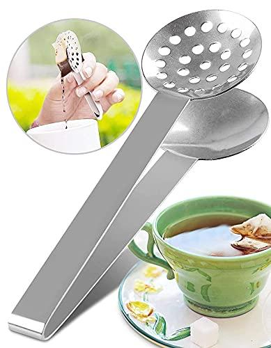 ORBLUE Teebeutelzange aus Edelstahl