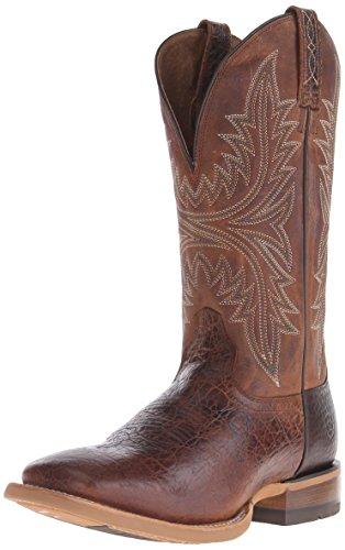 Men's Western Cowboy Boot in Adobe Clay