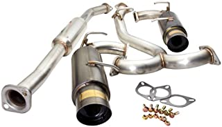Limited Edition! Hi-Power N1 Dual Catback Exhaust System with 4