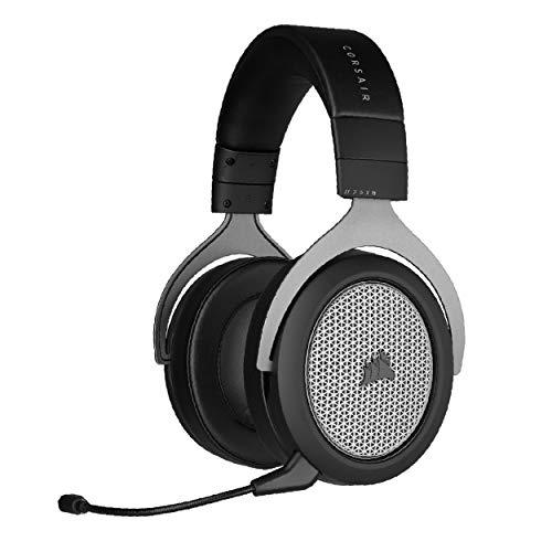 Corsair HS75 XB WIRELESS Casque Gaming pour Xbox Series X et Xbox One (Connexion Directe sans Adaptateur Sans Fil, Technologie Dolby Atmos Immersive, Microphone Unidirectionnel) Noir