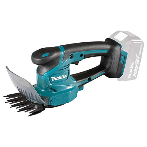 Makita DUM111ZX 18V Li-ion LXT 110mm Grass Shears Complete with Head Trimmer Attachment – Batteries and Charger Not Included